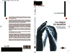 thumbnail of La raison du sensible. C. PELLUCHON